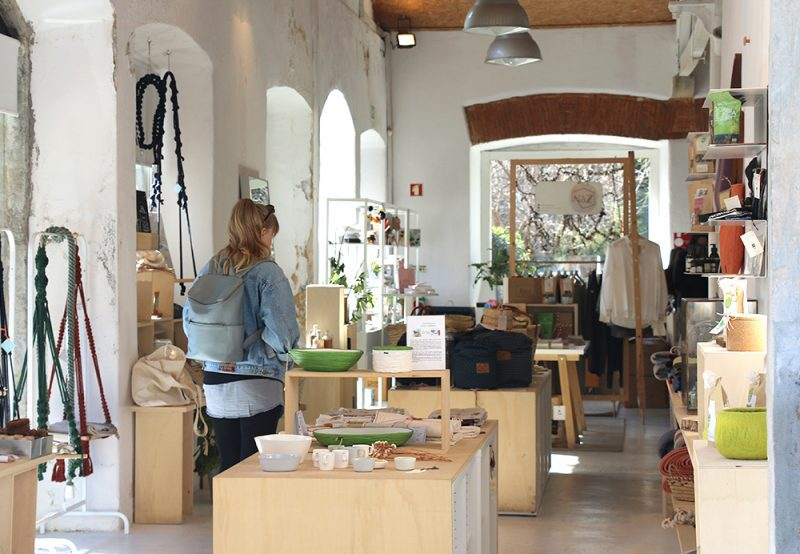 Organii eco shop Lisbon