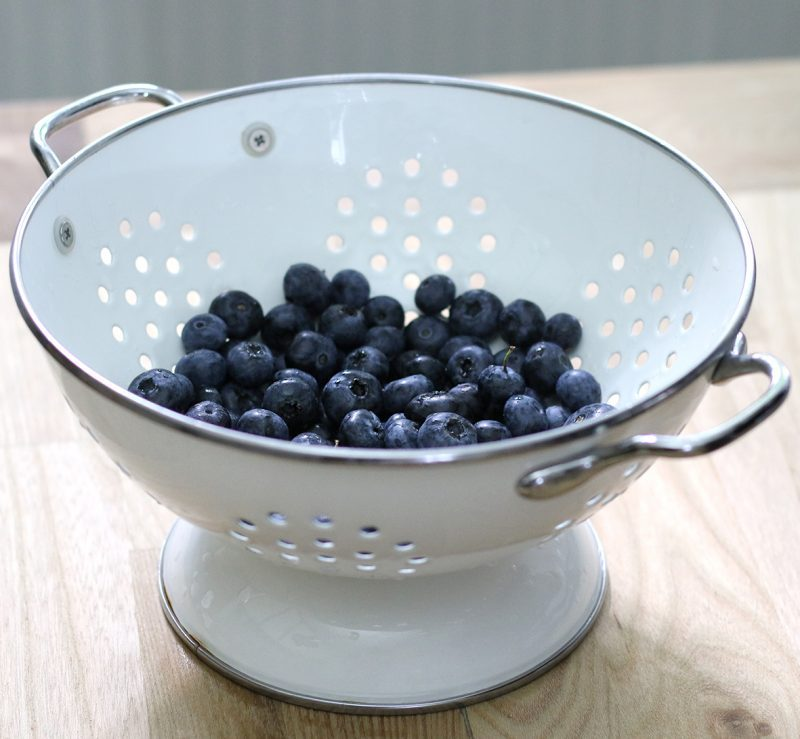 blueberries are a great PCOS-friendly snack