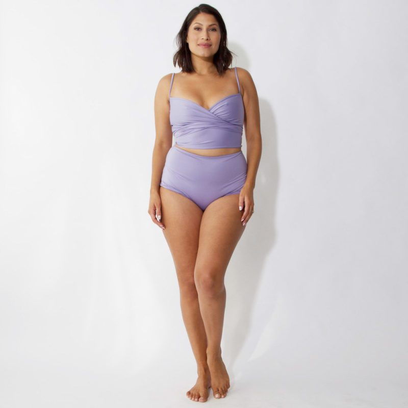 Eco & Ethical Swimwear - Hackwith Design House (recycled materials, made in USA)