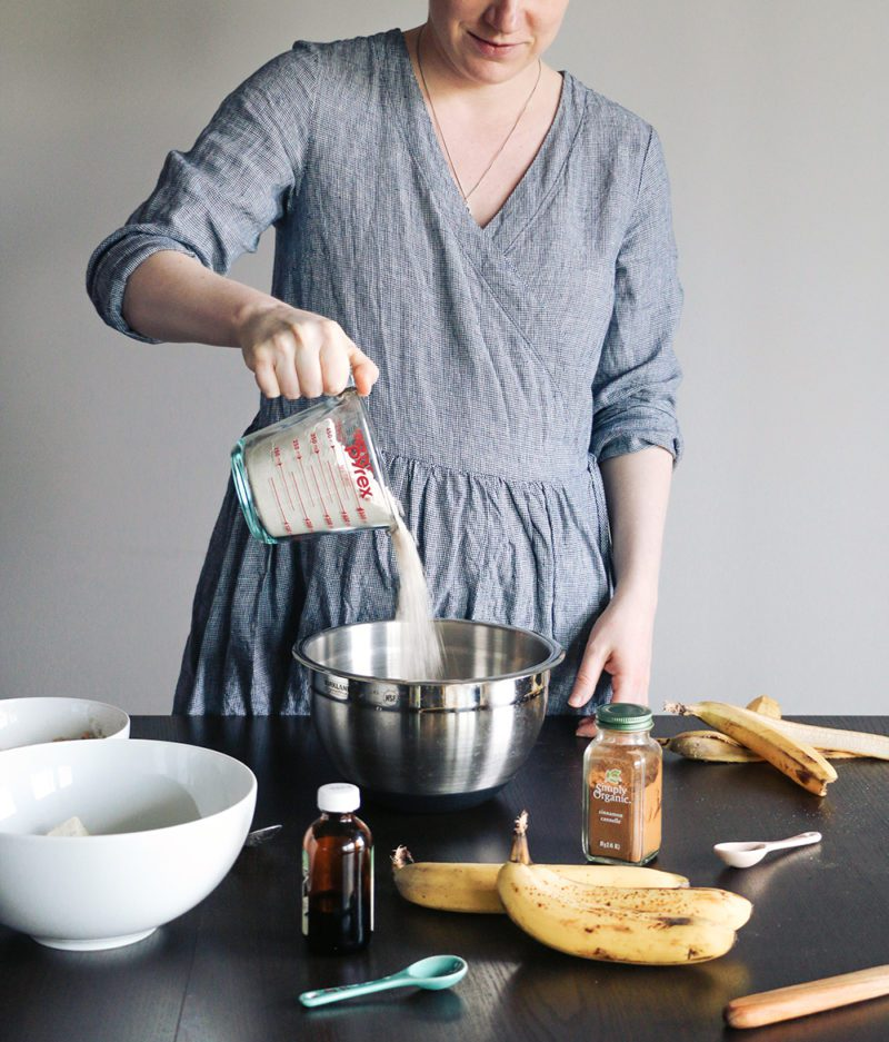 The benefits of slowing down - making food from scratch