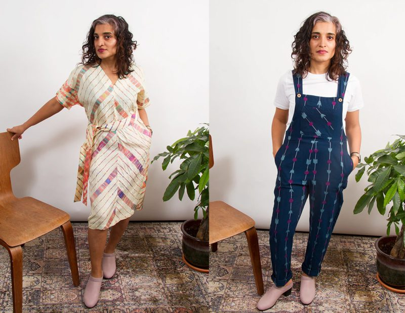 WOC-owned slow fashion, artisan clothing brand Bhoomki