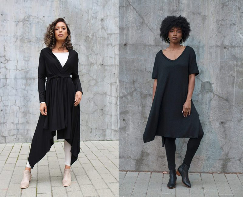 Black woman owned sustainable clothing brand Taylor Jay