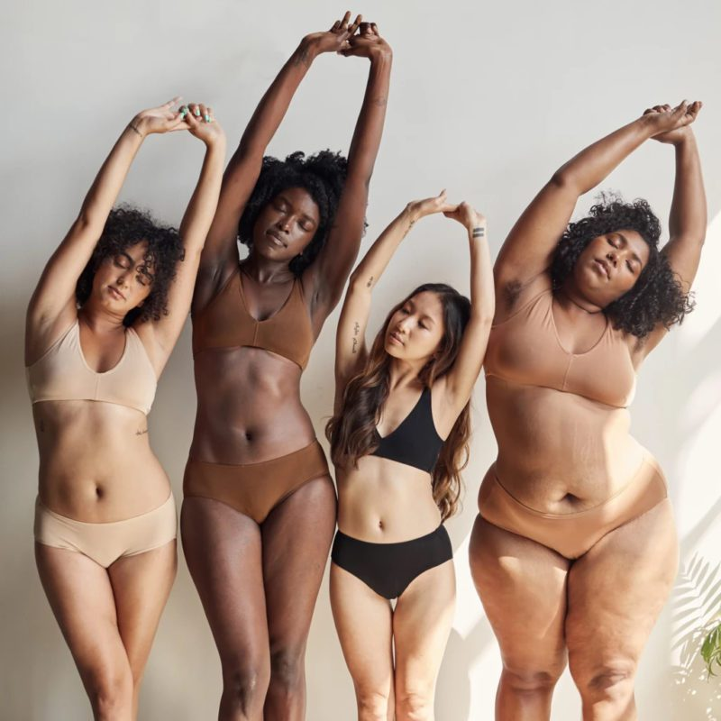 WOC-owned inclusive nude underwear line Proclaim