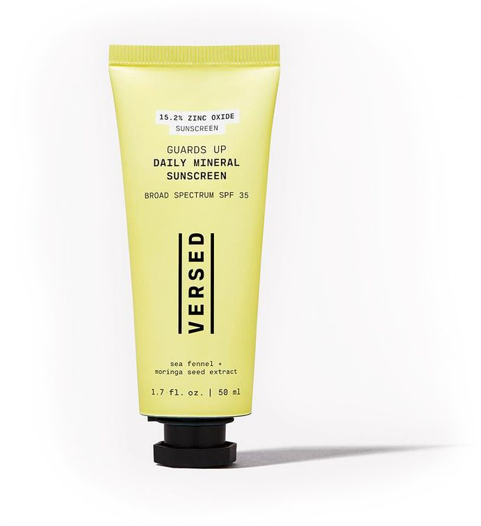 Versed SPF 35 Daily Mineral Sunscreen