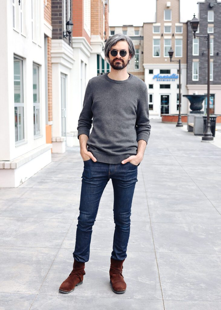 Sustainable mens clothing brand roundup